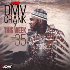 DMV Crank Of This Week #35 DJ Key front cover