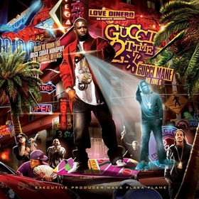 Gucci 2 Time Gucci Mane front cover