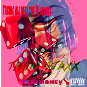 RME Presents : ThomStaxxs - Taking All Bets Thom Staxx front cover