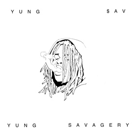 Yung $AVagery Yung $av front cover