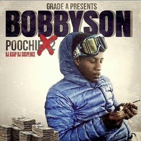 #BOBBYSON Poochie2x front cover