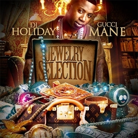 Jewelry Selection Gucci Mane front cover