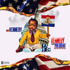 Kennedy For President Mr Kennedy front cover