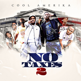 No Taxes 2 Cool Amerika front cover