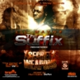 The Suffix Lil Wayne front cover
