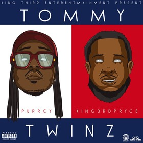 Tommy Twinz King3rdPryce & Purrcy front cover