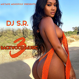 Backwood Music 3 DJ S.R. front cover