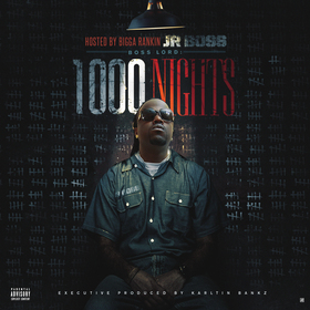 1000 Nights Jr. Boss front cover