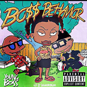 BoSS Behavior Young Bogus front cover