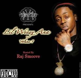 Lil Weezy Ana Lil Wayne front cover