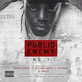 Public Enemy No. 1 Jr. Boss front cover
