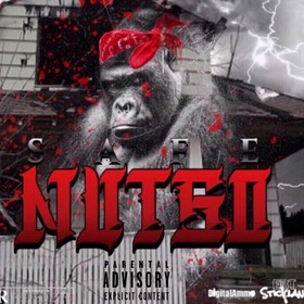 SAFE NUTSO ThugLife Nutso       front cover