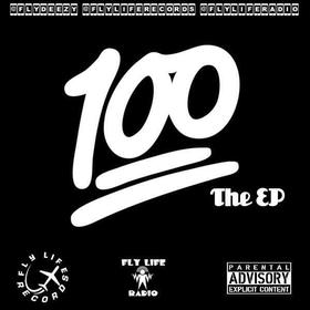 100 EP Fly Deezy front cover