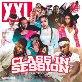 Class In Session DJ 1Hunnit front cover