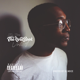 The Notebook Vol. 1 Jus Dre front cover