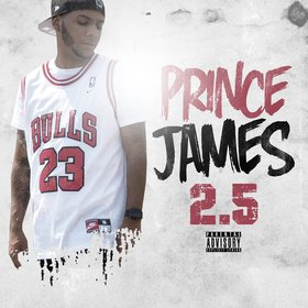 Prince James 2.5 Jae Lane front cover