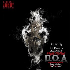 D.O.A. (Definition of Ascension) Phylthi McNazti front cover