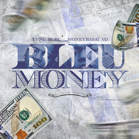 Bleu Money Yung Bleu front cover