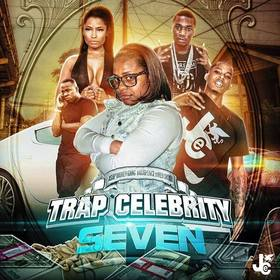 Trap Celebrity 7 Various Artists front cover