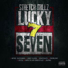 Lucky Seven Stretch Millz front cover