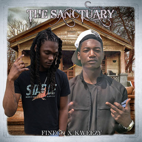 The Sanctuary Finego x Kweezy front cover
