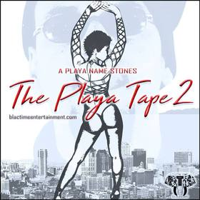 The Playa Tape 2 A Playa Name Stones front cover
