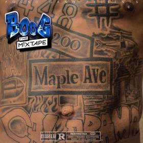 Boog The Mixtape Boog front cover