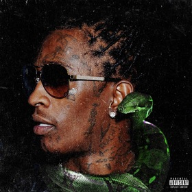 Young Thug - King Slime [Mixtape] Keyy92 front cover