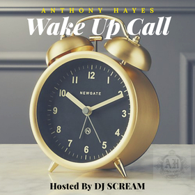 WAKE UP CALL Anthony Hayes front cover