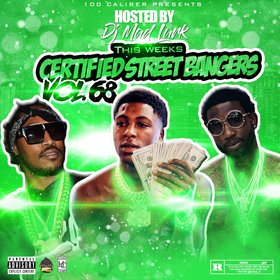This Weeks Certified Street Bangers Vol.68 DJ Mad Lurk front cover