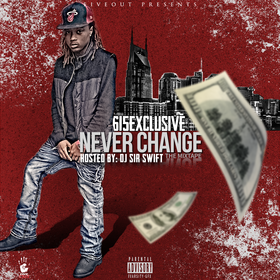 Never Change 615 Exclusive front cover