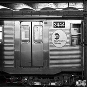 5 Train To Drye Ave EP Nazdaq Brixx front cover