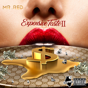 Expensive Taste II Mr. Red front cover