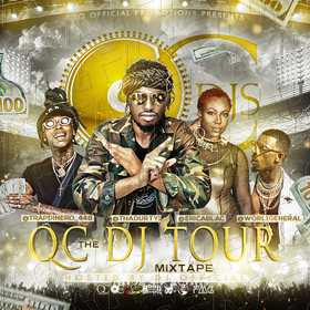 QC DJ Tour Mixtape Mr. Too Official front cover