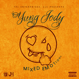 Mixed Emotions Yung Jody front cover