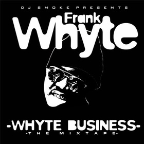 Whyte Business Frank Whyte front cover