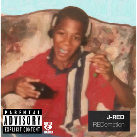 REDemption J-Red front cover