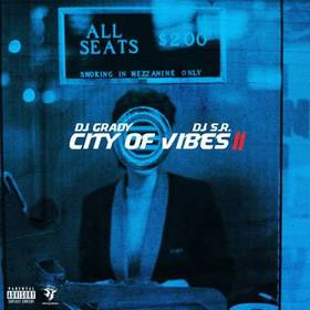 City Of Vibes 2 DJ S.R. front cover