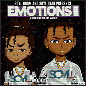 Emotions 2 SOYL*STAR front cover