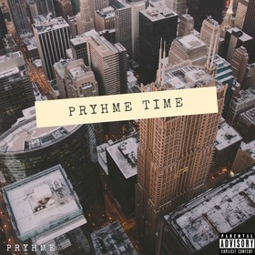 PryhMe Time PryhMe front cover