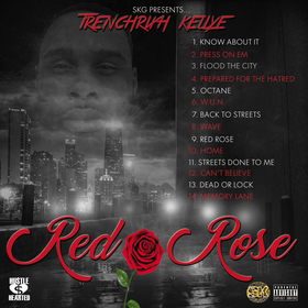 Red Rose by Trenchrixh Kellye