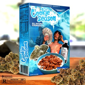 Cookie Season EP BrrrBerryShorty front cover