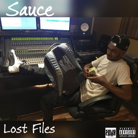Lost Files Sauce front cover