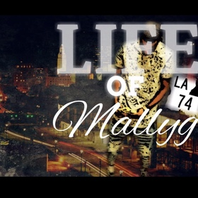 Mallygg - Life Of MallG TyyBoomin front cover