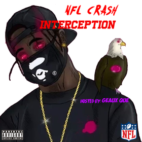 Interception NFL Crash front cover