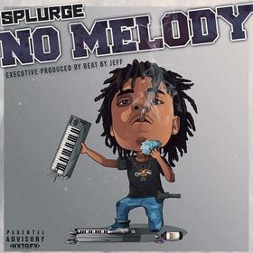 No Melody SSG Splurge front cover