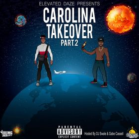 Carolina Takeover Pt. 2 DJ Swale front cover