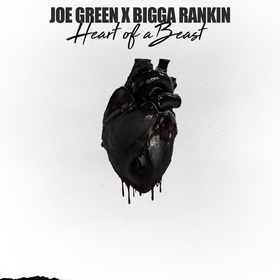 Heart of a Beast Joe Green front cover