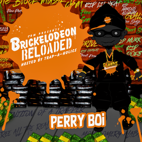 Brickelodeon Reloaded Perry Boi front cover