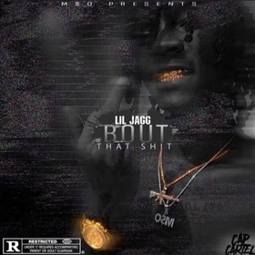 Bout That Shit Lil Jagg front cover